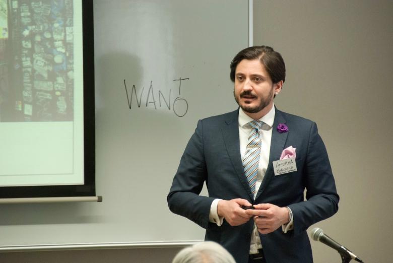 Dr Andrea Baldini, Philosophy, Nanjing University-3